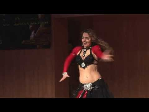 "Gala Show Miss Belly Dance International ""The Best of Kazakhstan"" Yulia"