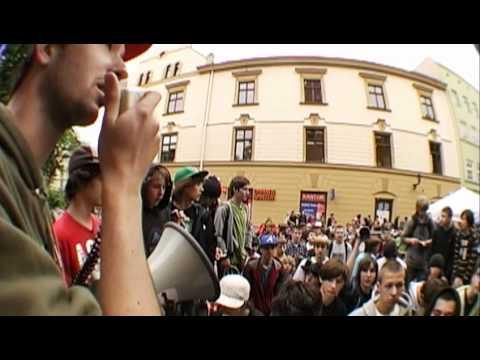 Kulturalny Skejt na Trackach HistoriiI 2010 - Dzień Deskorolki w Krakowie