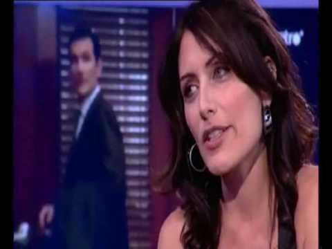 Lisa Edelstein en El Hormiguero parte 1