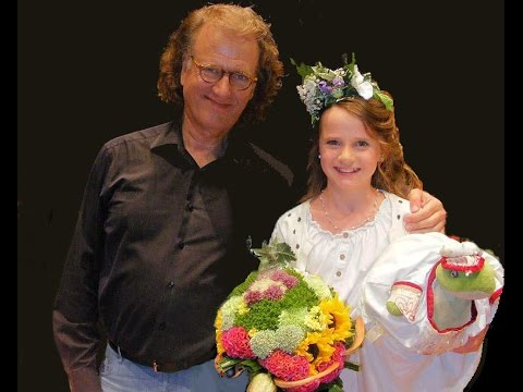 The first part of this video shows Amira receiving an invitation from André Rieu to attend a Master Class in singing at his studio in Maastricht. The second ...