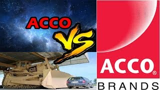 A Brief History of Acco Brands