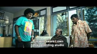Naan - Nee Naan Nizhal | Tamil Movie | M.S.Baskar Comedy Scene with Black Paandi