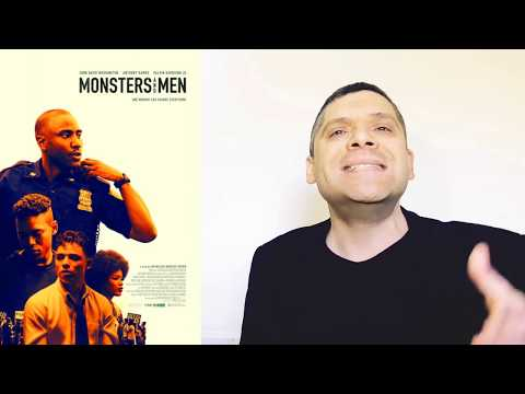 MONSTERS AND MEN - Movie Review (Non-spoiler)