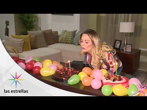 Mariluz Bermúdez festeja cumpleaños con Hijas de la luna | Las Estrellas