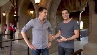 A Journey on the Hogwarts™ Express with James and Oliver Phelps - Webcast Replay