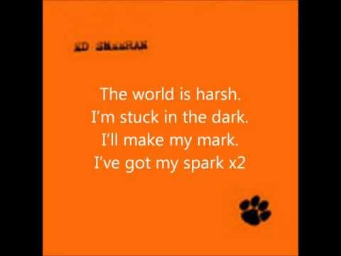 Ed Sheeran - Spark