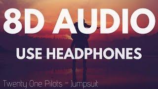 Twenty One Pilots Jumpsuit 8d Audio
