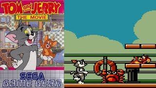 Tom & Jerry: The Movie (Game Gear) - Longplay (Sega Game Gear)