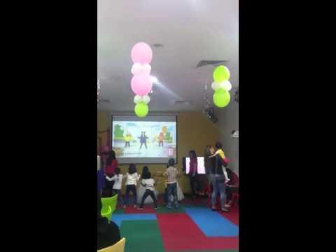 Arabian center dubai birthday party