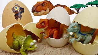 Baby Dinosaurs Are In Danger~! Trux It Up #ToyMartTV