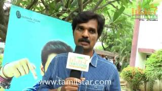 A R Mohan At Inimey Ippadithaan Movie Press Meet