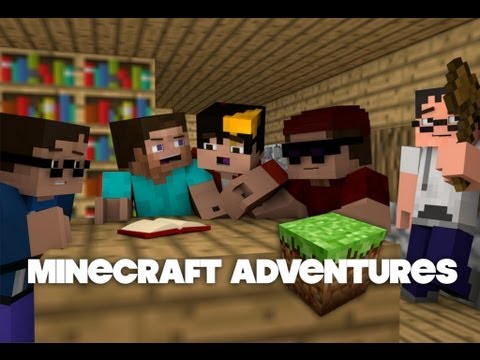 Minecraft Adventures - Animation
