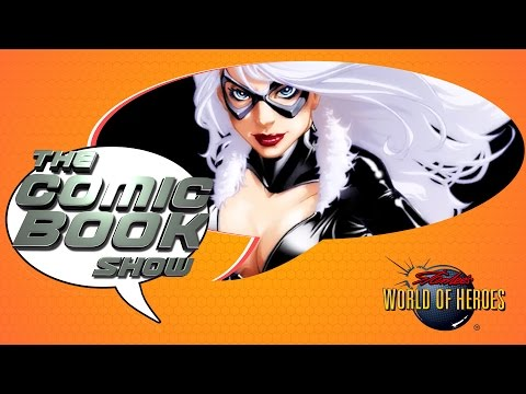 The Comic Book Show: Black Cat vs. Harley Quinn and More!