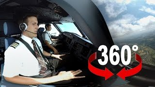 Download Song 360° cockpit view | SWISS Airbus A320 | Geneva – Zurich Free StafaMp3
