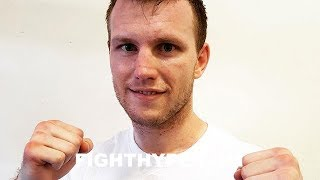 JEFF HORN REACTS TO PACQUIAO KNOCKING OUT MATTHYSSE; ASK HIM IF HE'S READY FOR REMATCH YET