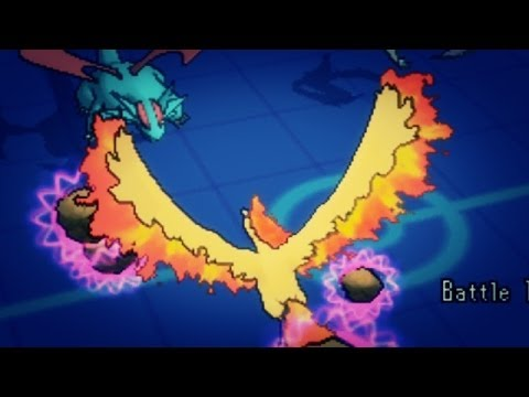 Pokemon X and Y Wi-Fi Battle: Live VGC #3