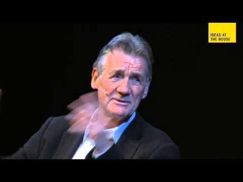 Michael Palin - From Monty Python to Brazil (Ideas at the House)
