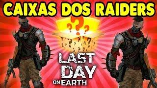 Atrás Das Caixas Dos Raiders Last Day On Earth