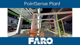 PointSense Plant: Industrial Plant Design from Autodesk Point Clouds