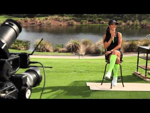 Michelle Wie: Behind the Scenes at the GOLF Magazine Cover Shoot