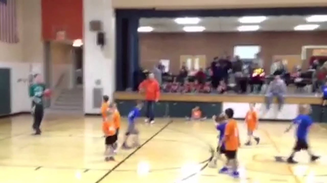 This kid gets what sports are all about