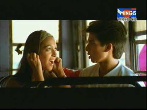 Kehna To Hai Kaise Kahun - Shahid Kapoor - Kumar Sanu  - Hindi Song video