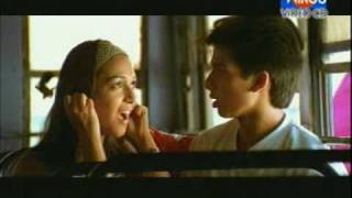 Romantic Song | Kehna To Hai Kaise Kahoon Ft. Shahid Kapoor by Kumar Sanu (Hindi)
