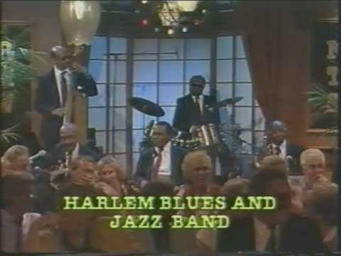 Harlem Blues&Jazz Band 1985 NDR-2 - Buck Jumpin´ Blues