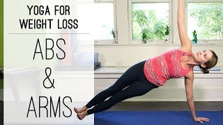 Yoga for Weight Loss   |   Abs & Arms   |   Yoga With Adriene