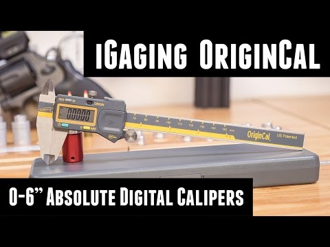 Overview: iGaging OriginCal 0-6
