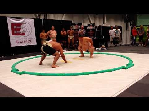 Strongman vs Sumo