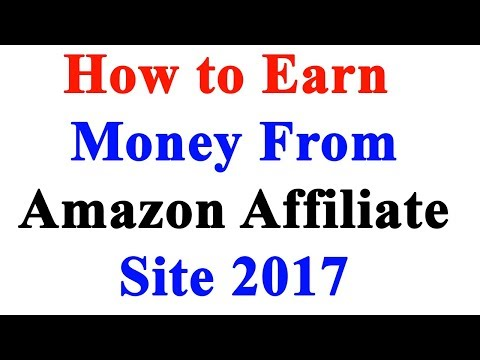 How to Earn Money From Amazon Affiliate Website | My Live Earning Proof Added | Lifetime Earnings