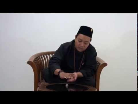 Cara Merasakan Khodam Dalam Benda Bertuah - Ki Joko Sableng.