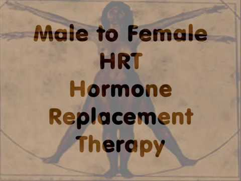 Transgender Hrt For Mtf's