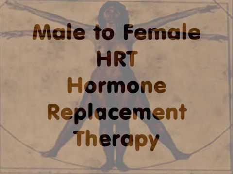 Transsexual hormones dangers