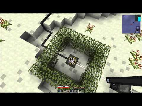Minecraft - Galacticraft - How to get oxygen on the moon (March 2014)