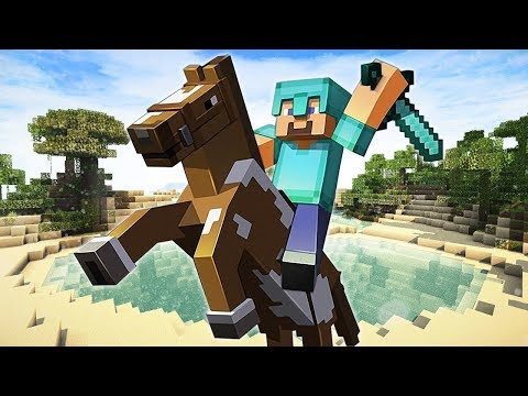 СТРОЮ КОНЮШНЮ на МОЕЙ ФЕРМЕ в МАЙНКРАФТ ВЫЖИВАНИЕ!! (Нубик в майнкрафте / Minecraft #13)