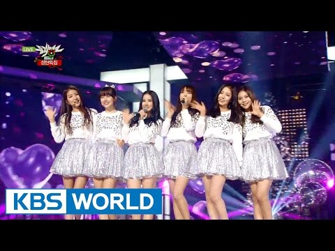 GFRIEND - I Love You | 여자친구 - 너를 사랑해 [Music Bank Christmas Special / 2015.12.25]