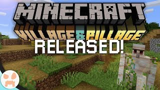 Minecraft 1.14 Village and Pillage IS OUT!