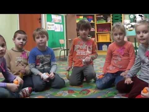 Przedszkolaki Z Klimontowa O Raku Jelita Grubego  I Zdrowym Odżywianiu
