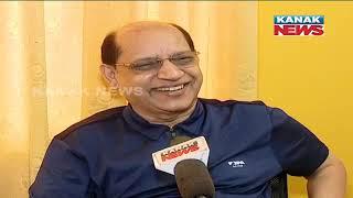 Exclusive Interview With BJD's MP Candidate For Bargarh Prasanna Acharya