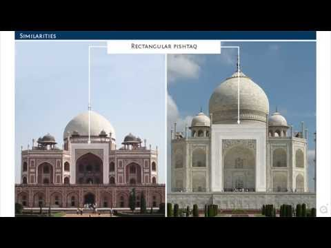 Taj Mahal: Origins in Humayun's Tomb | Delhi and Agra (India)