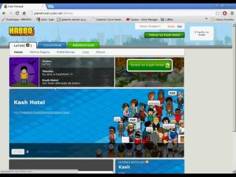 [TUTORIAL] Criando Habbo Pirata 2013 Atualizado [NEW CRYPTO] [CAVALO/AES/PLACAS] [HD C/VOZ]