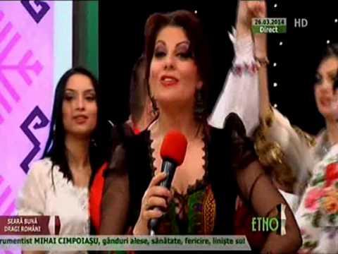 Violeta Constantin - Nevasta ma doare capul ETNO TV 2014