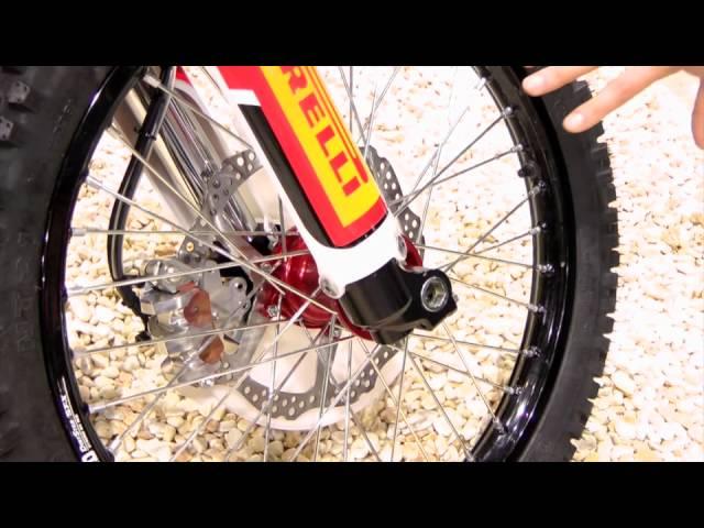 Vid�o De Cologne � Dakar : La Honda CRF 450 Rally pr�te � tailler la piste !
