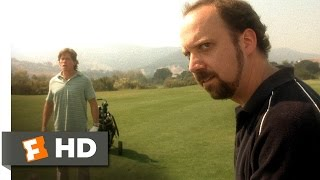Sideways (3/5) Movie CLIP - Golf Rage (2004) HD