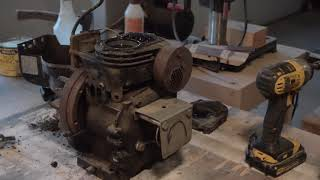 1980 Small Engine Restoration