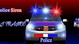 POLICE SIREN TRANCE - 2017 READY TO DANCE FLOOR