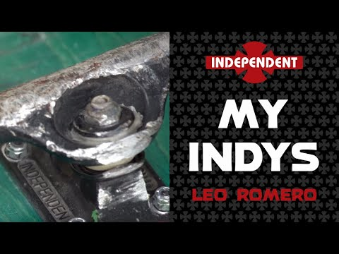 Leo Romero: My Indys | Independent Trucks