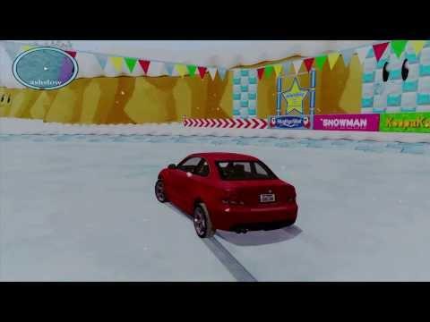 Snow Raceway for GTA SA Map Mods
